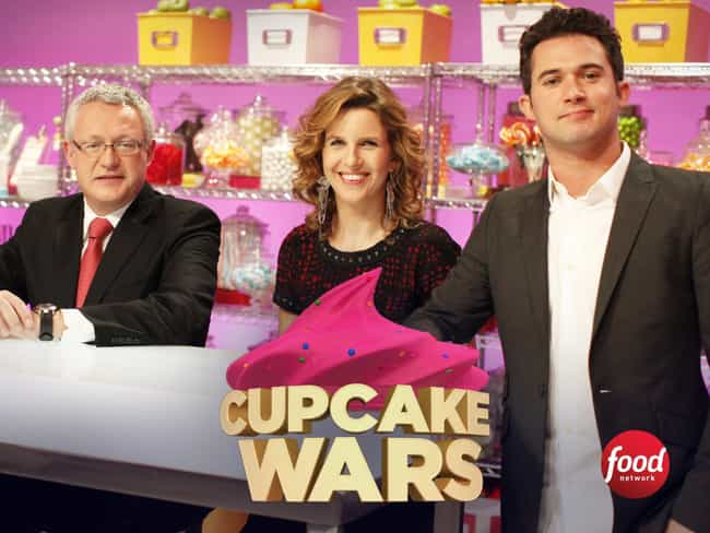 Cupcake Wars is listed (or ranked) 3 on the list What to Watch If You Love 'MasterChef'