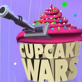 Cupcake Wars is listed (or ranked) 17 on the list The Most Watchable Cooking Competition Shows