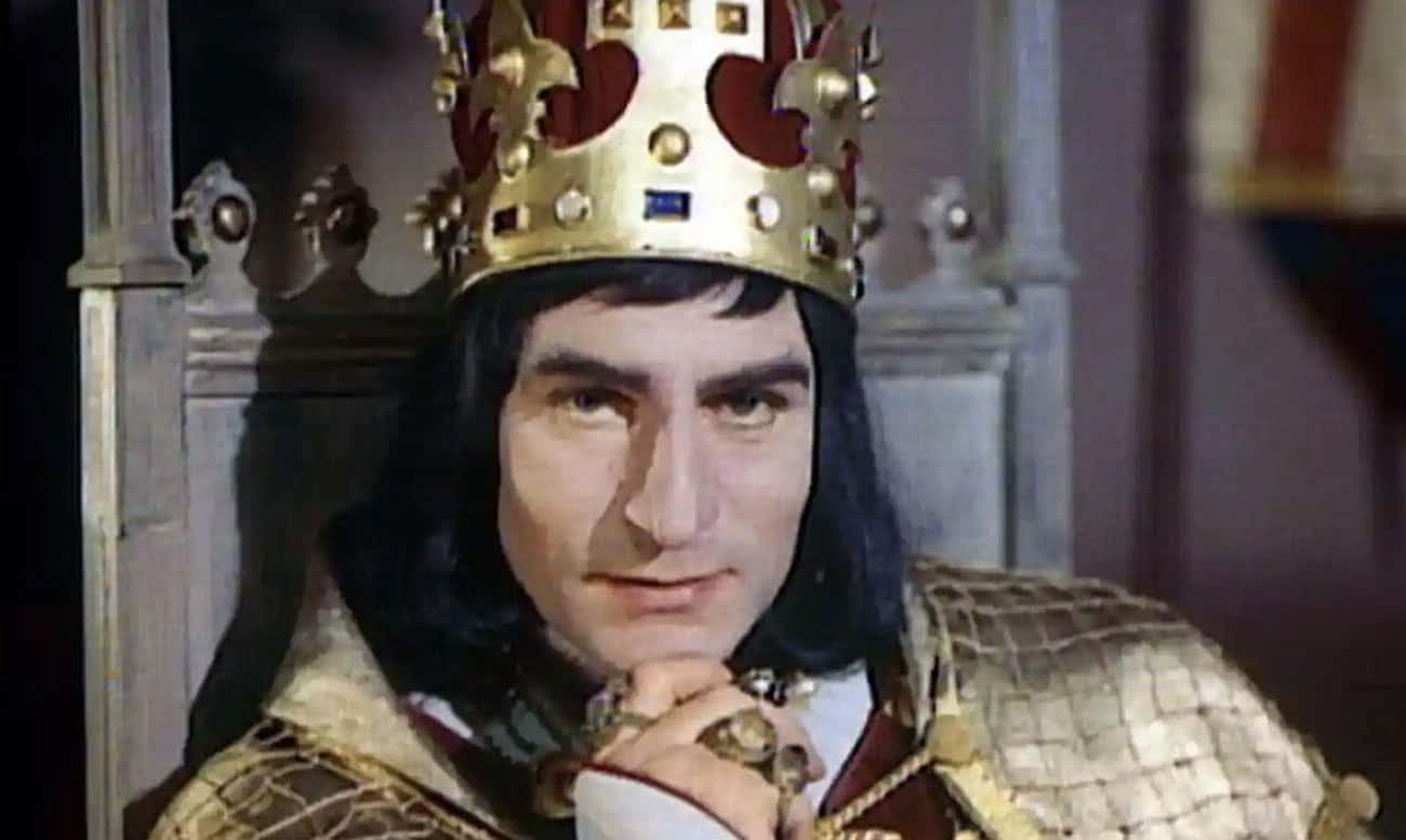 Richard III, 'Richard III' is listed (or ranked) 4 on the list Movies That Unnecessarily Made Real People Into Villains