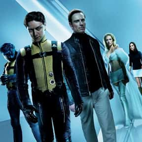 X-Men: First Class is listed (or ranked) 8 on the list The Best Jennifer Lawrence Movies
