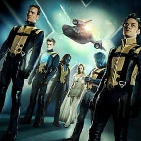 X-Men: First Class is listed (or ranked) 20 on the list The Best PG-13 Thriller Movies