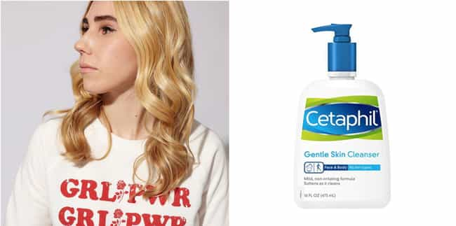 Zosia Mamet is listed (or ranked) 4 on the list Drugstore Beauty Products That Celebrities Love