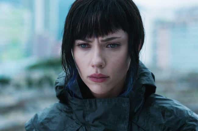 Ghost in the shell is listed (or ranked) 2 on the list Fantastic Sci-Fi Stories You Love That Were Ruined By Their Utterly Terrible Movie Versions