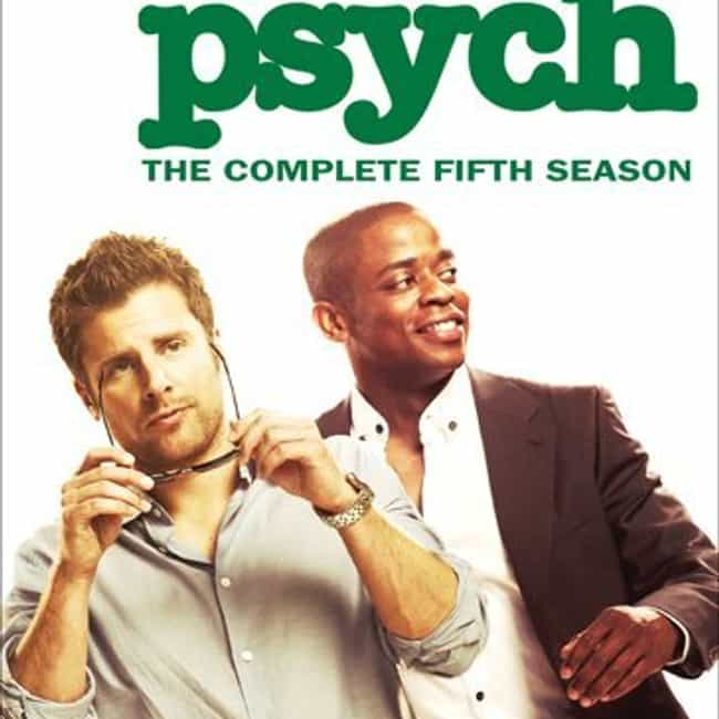 Psych - Season 5 is listed (or ranked) 2 on the list The Best Seasons of Psych