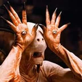 Fauno / Pale Man is listed (or ranked) 2 on the list List of Pan's Labyrinth Characters