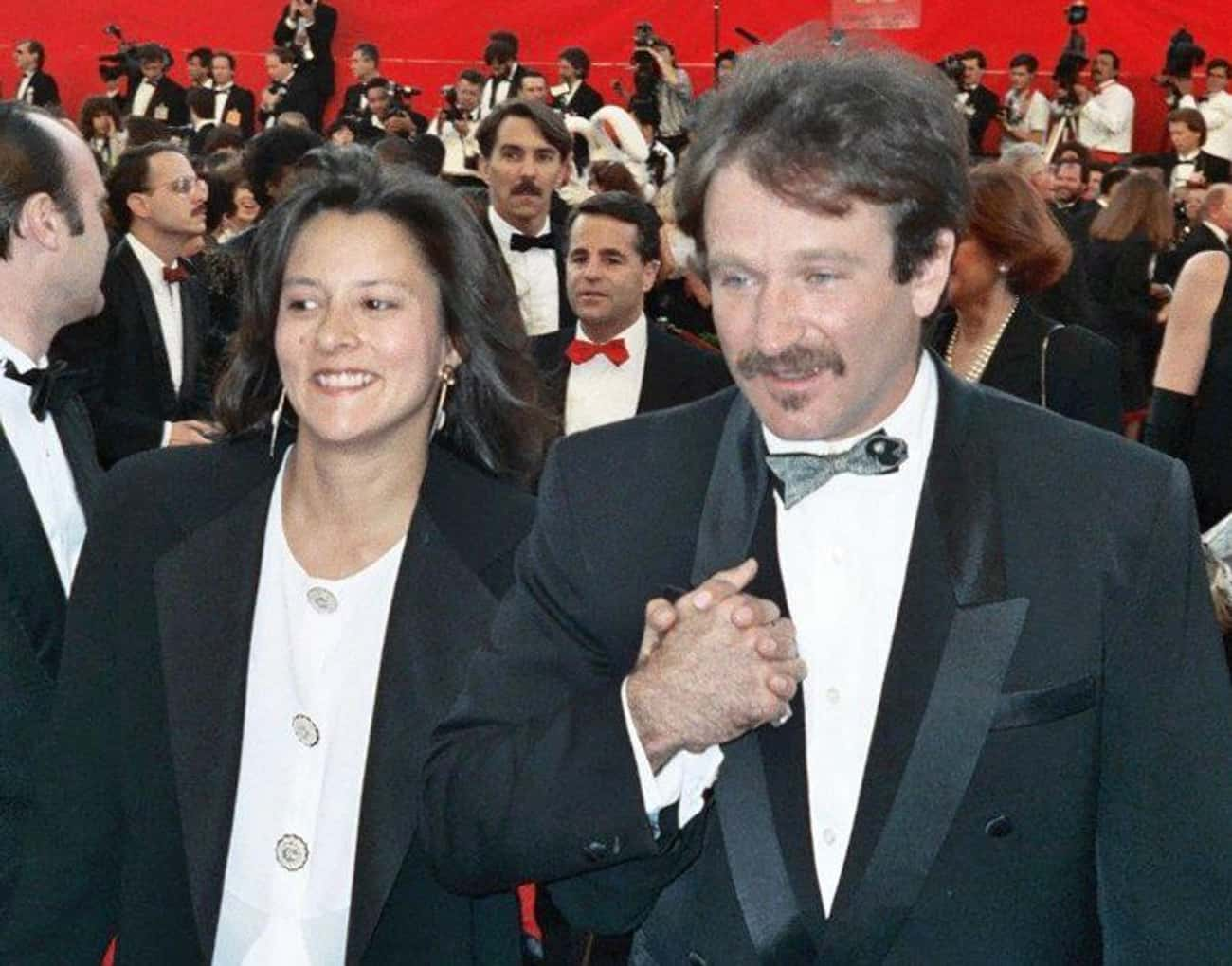 Marsha Garces is listed (or ranked) 2 on the list Robin Williams Loves and Hookups