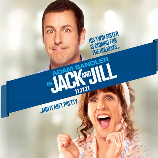 Jack and Jill is listed (or ranked) 3 on the list The Best Eugenio Derbez Movies