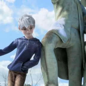 Jack Frost is listed (or ranked) 4 on the list Fictional Characters Named Jack