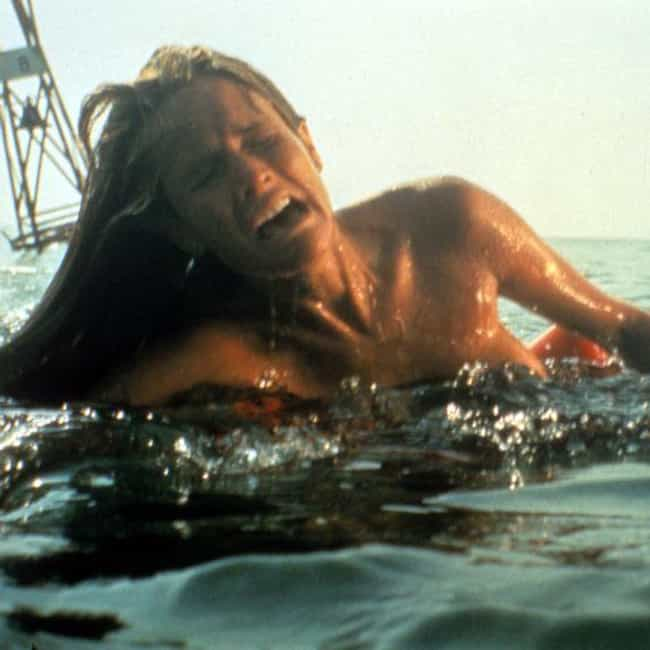 Christine 'Chrissie' Watkins is listed (or ranked) 1 on the list Behind The Scenes Of Every Death In 'Jaws'