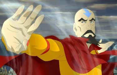 Tenzin is listed (or ranked) 1 on the list The Best Characters On 'The Legend of Korra'