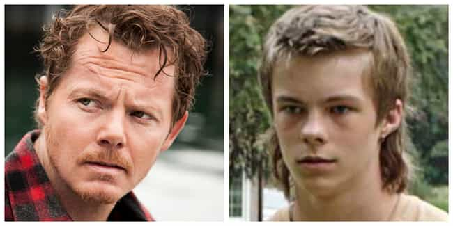 Teach Grant is listed (or ranked) 4 on the list The Adult Cast Of 'IT: Chapter Two' Vs. Their Younger Counterparts
