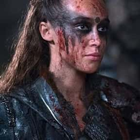 Lexa is listed (or ranked) 11 on the list Which Current TV Character Would Be the Best Choice for President?