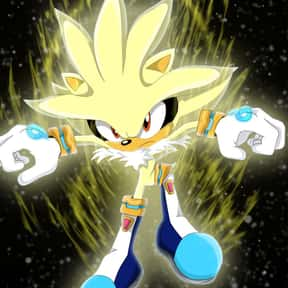 Super Silver is listed (or ranked) 10 on the list The Greatest Hedgehog Characters of All Time