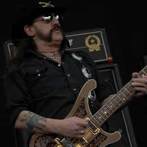 Lemmy is listed (or ranked) 14 on the list The Best Documentaries About Music