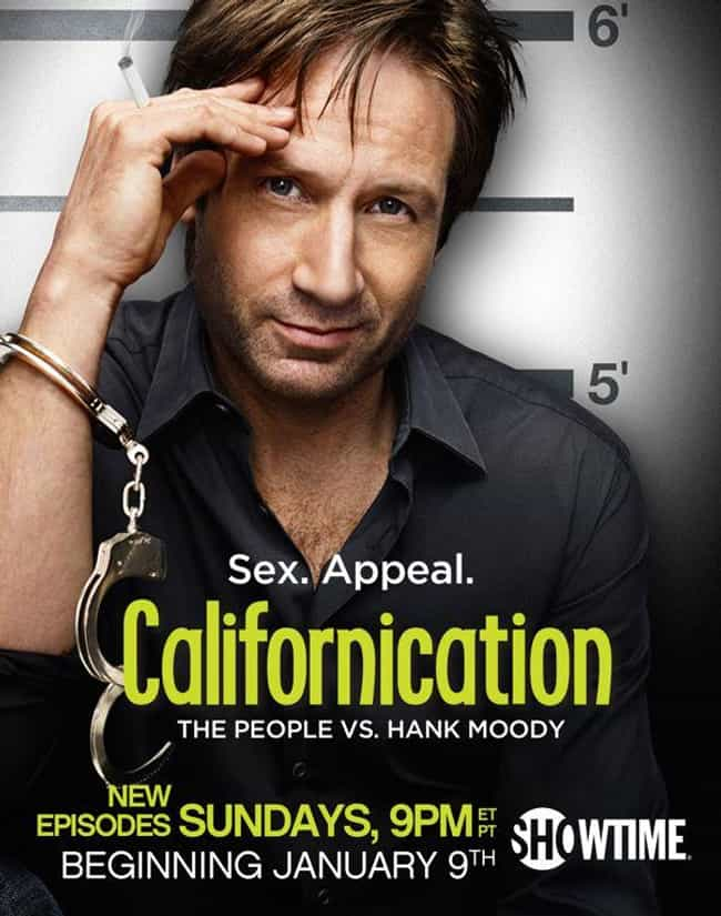 Californication - Season 4 is listed (or ranked) 4 on the list The Best Seasons of Californication