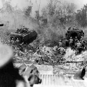Battle of Ap Bau Bang II is listed (or ranked) 5 on the list Vietnam War Battles Involving the National Front For The Liberation Of South Vietnam