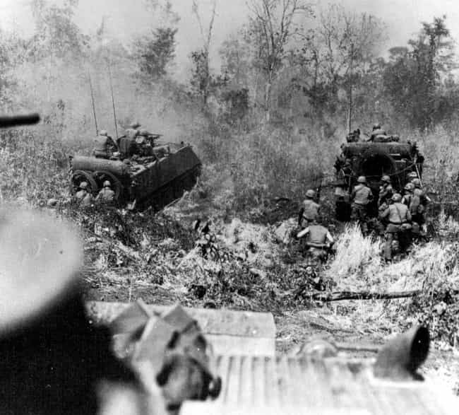 Battle of Ap Bau Bang II is listed (or ranked) 1 on the list List Of Operation Junction City Battles