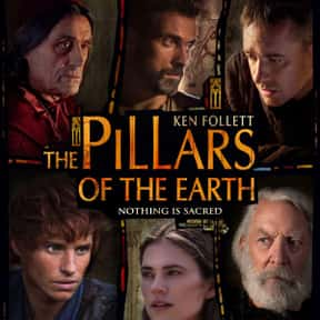 The Pillars of the Earth is listed (or ranked) 10 on the list The Best Historical Fiction TV Shows