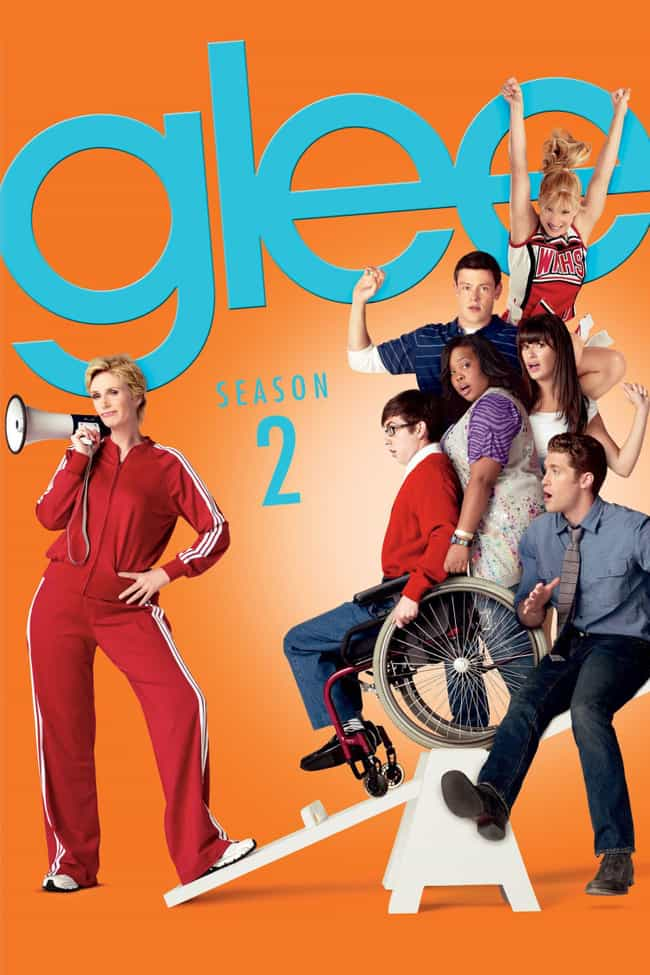 Glee - Season 2 is listed (or ranked) 2 on the list The Best Seasons of 'Glee'