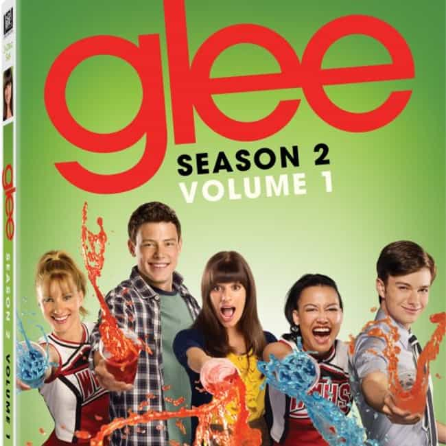 Glee - Season 2 is listed (or ranked) 1 on the list The Best Seasons of Glee