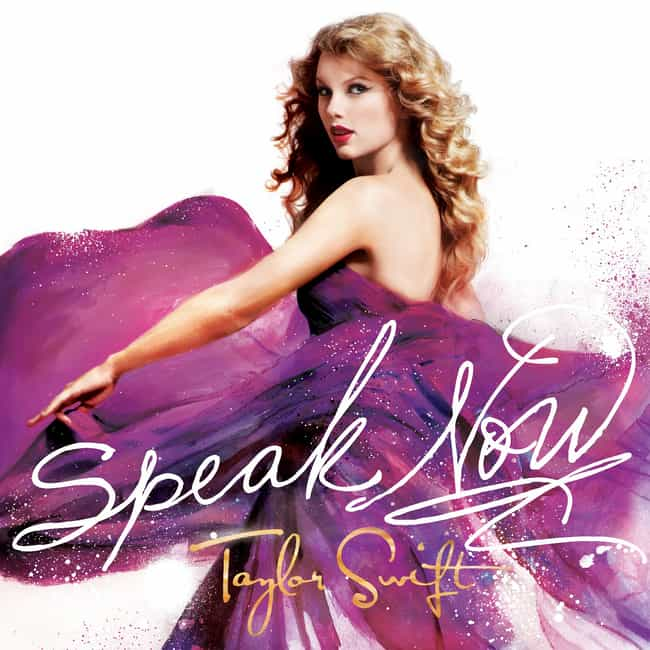 Speak Now is listed (or ranked) 2 on the list The Best Taylor Swift Albums of All-Time