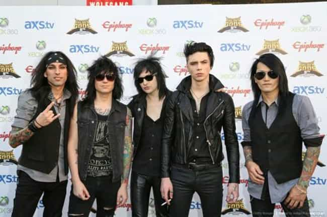 We Stitch These Wounds ... is listed (or ranked) 4 on the list The Best Black Veil Brides Albums of All Time