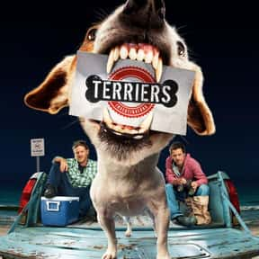 Terriers is listed (or ranked) 22 on the list The Worst TV Show Titles of All Time