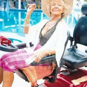 Madge Harvey is listed (or ranked) 5 on the list All Benidorm Characters