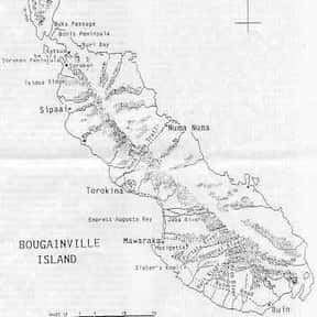 Battle of Ratsua is listed (or ranked) 21 on the list World War II Battles Involving the Australia
