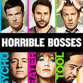 Horrible Bosses is listed (or ranked) 17 on the list The Best Kevin Spacey Movies