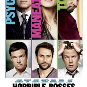 Horrible Bosses is listed (or ranked) 2 on the list The Best Comedies About the Workplace