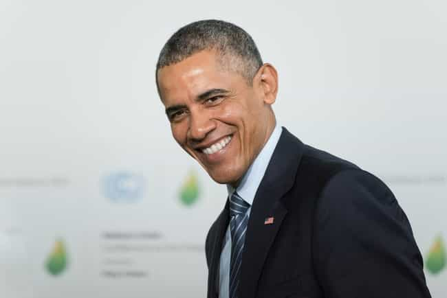 Barack Obama is listed (or ranked) 5 on the list 34 Famous ENFJs