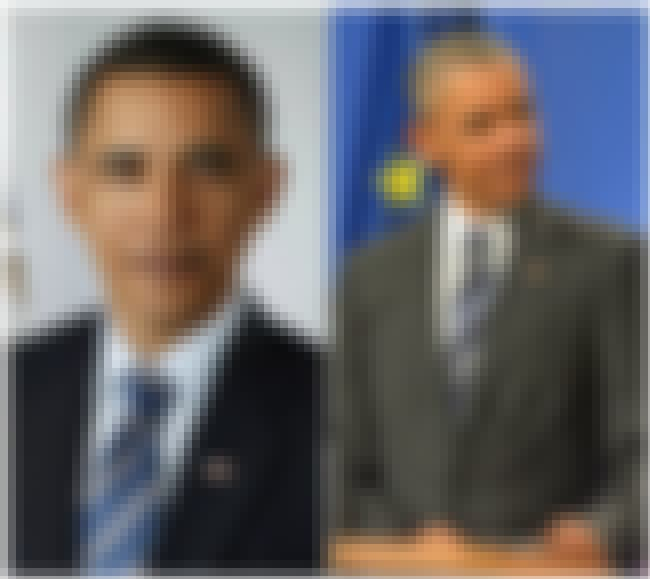 Barack Obama is listed (or ranked) 3 on the list U.S. Presidents Before and After Major Historical Events