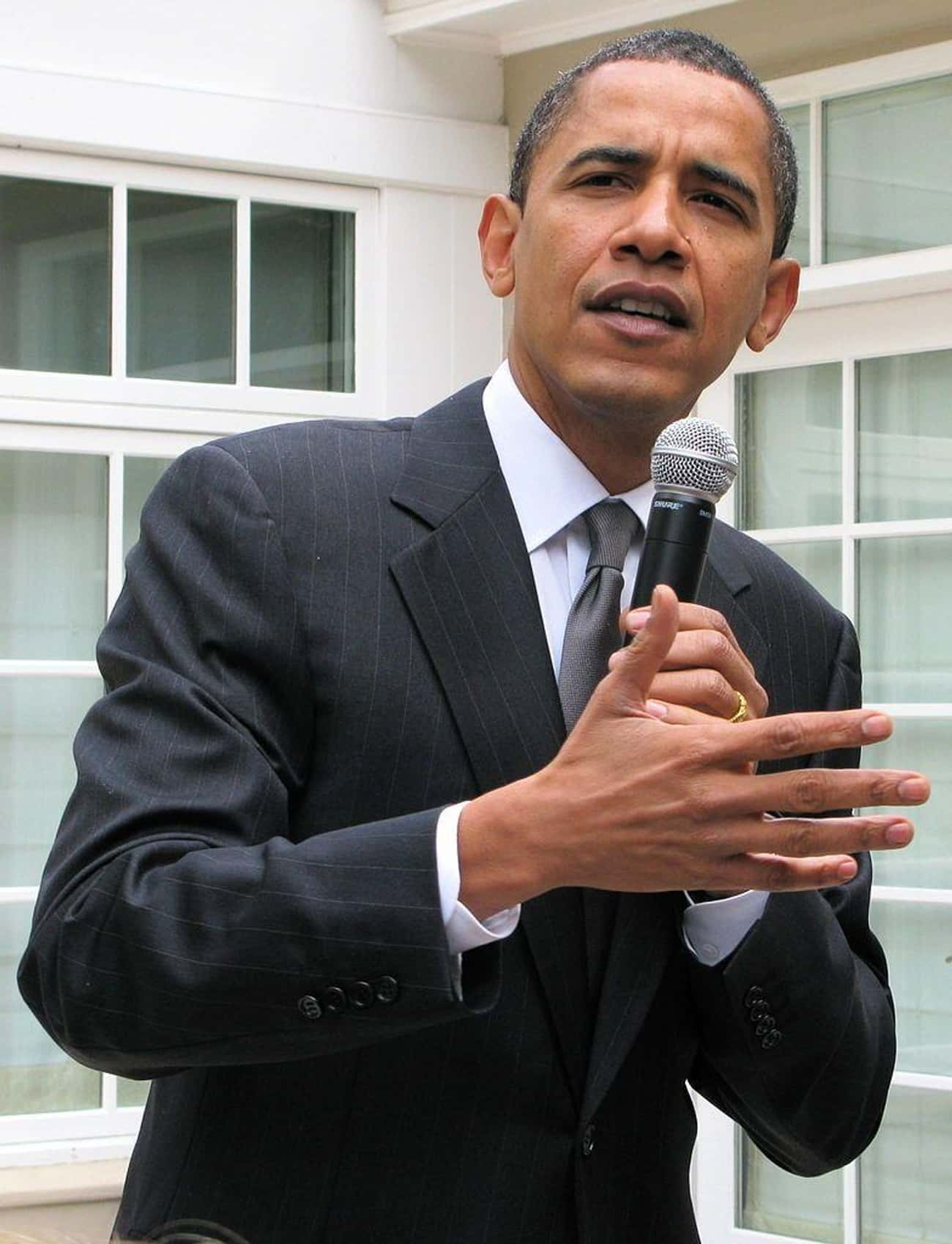 Barack Obama is listed (or ranked) 1 on the list 22 Famous People Who Were Born in Hawaii