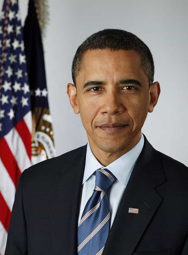 Barack Obama is listed (or ranked) 2 on the list Famous People Accused of Being the Antichrist