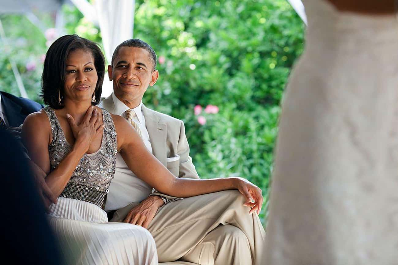 Barack Obama is listed (or ranked) 4 on the list The Hottest US Presidents, Ranked