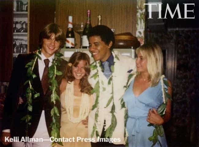 Barack Obama is listed (or ranked) 2 on the list The 37 Greatest Celebrity Prom Photos