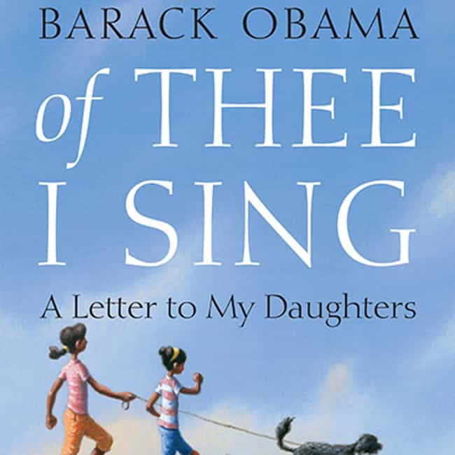 Barack Obama is listed (or ranked) 2 on the list Celebrities Who Have Written Children's Books