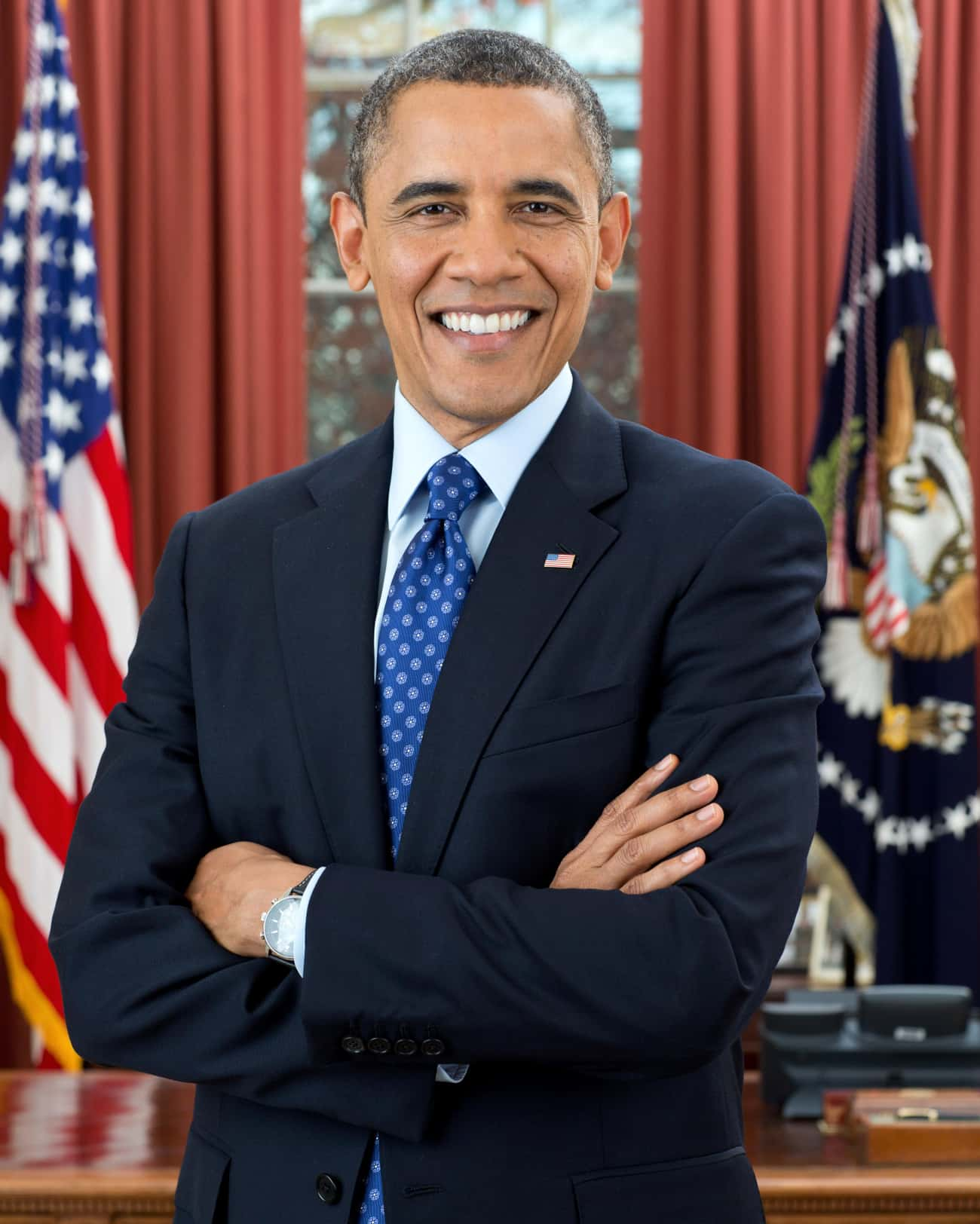 Barack Obama is listed (or ranked) 1 on the list Famous Leo Celebrities