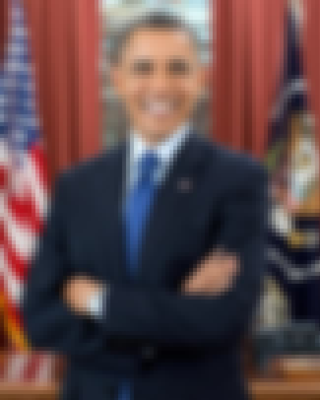 Barack Obama is listed (or ranked) 1 on the list 50+ American Politicians of Irish Descent