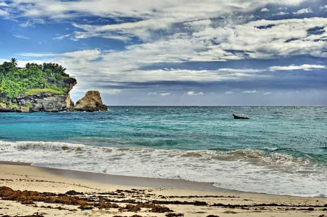 Barbados is listed (or ranked) 3 on the list The Best Caribbean Countries to Visit