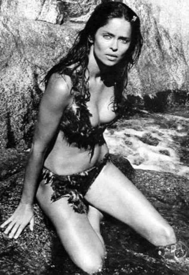 Barbara Bach is listed (or ranked) 2 on the list The Hottest New York Models of All Time