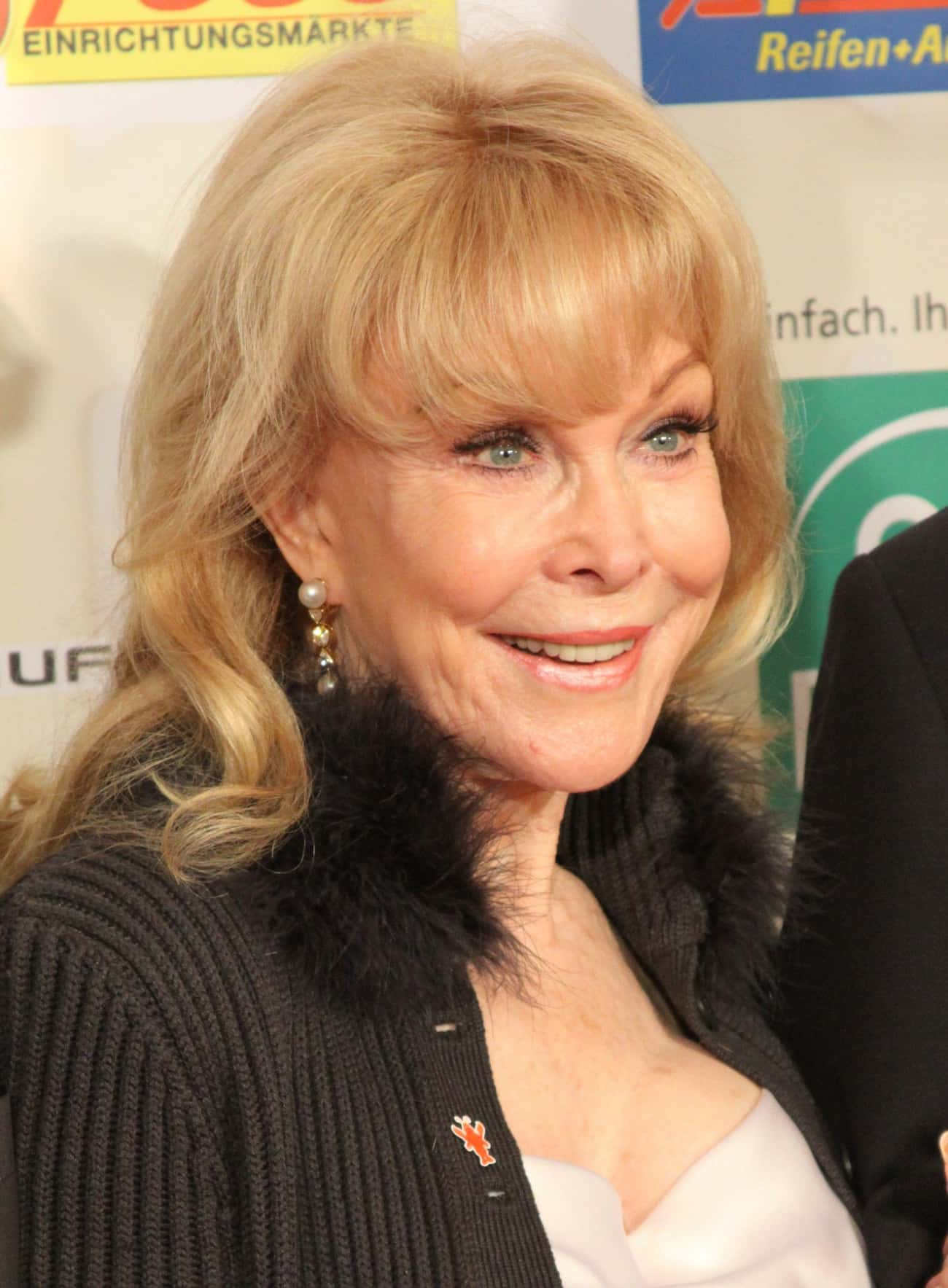 Barbara Eden is listed (or ranked) 15 on the list Old Celebrities You Didn't Realize Are Still Alive