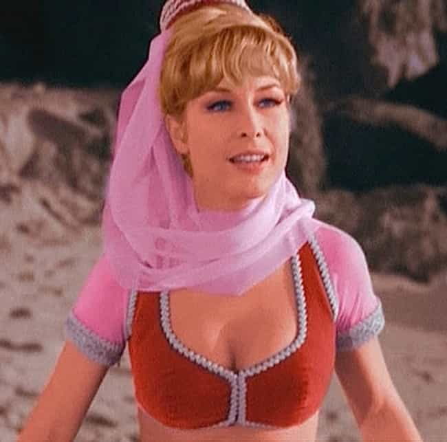 Barbara Eden is listed (or ranked) 1 on the list Famous People Born in 1931