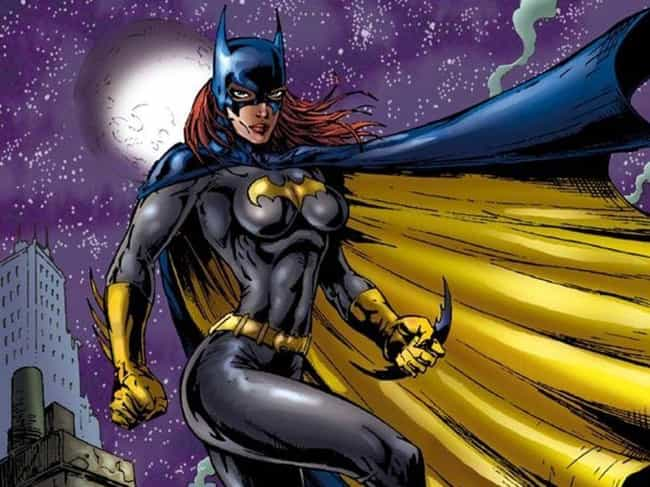 Barbara Gordon is listed (or ranked) 1 on the list The Various Loves & Hookups of Nightwing