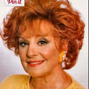 Barbara Knox is listed (or ranked) 6 on the list Coronation Street Cast List