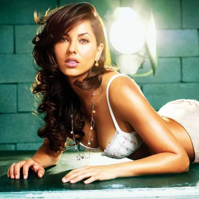 Barbara Mori Is Listed Or Ranked 4 On The List The Most Gorgeous Mexican
