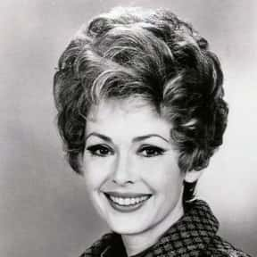 Barbara Rush is listed (or ranked) 21 on the list The Most Beautiful Pin-Up Girls of the '60s