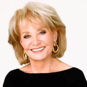 Barbara Walters is listed (or ranked) 25 on the list Famous People Most Likely to Live to 100
