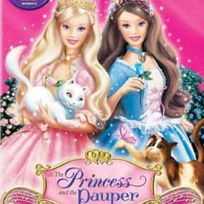 Barbie as the Princess and the is listed (or ranked) 19 on the list The Best Princess Movies